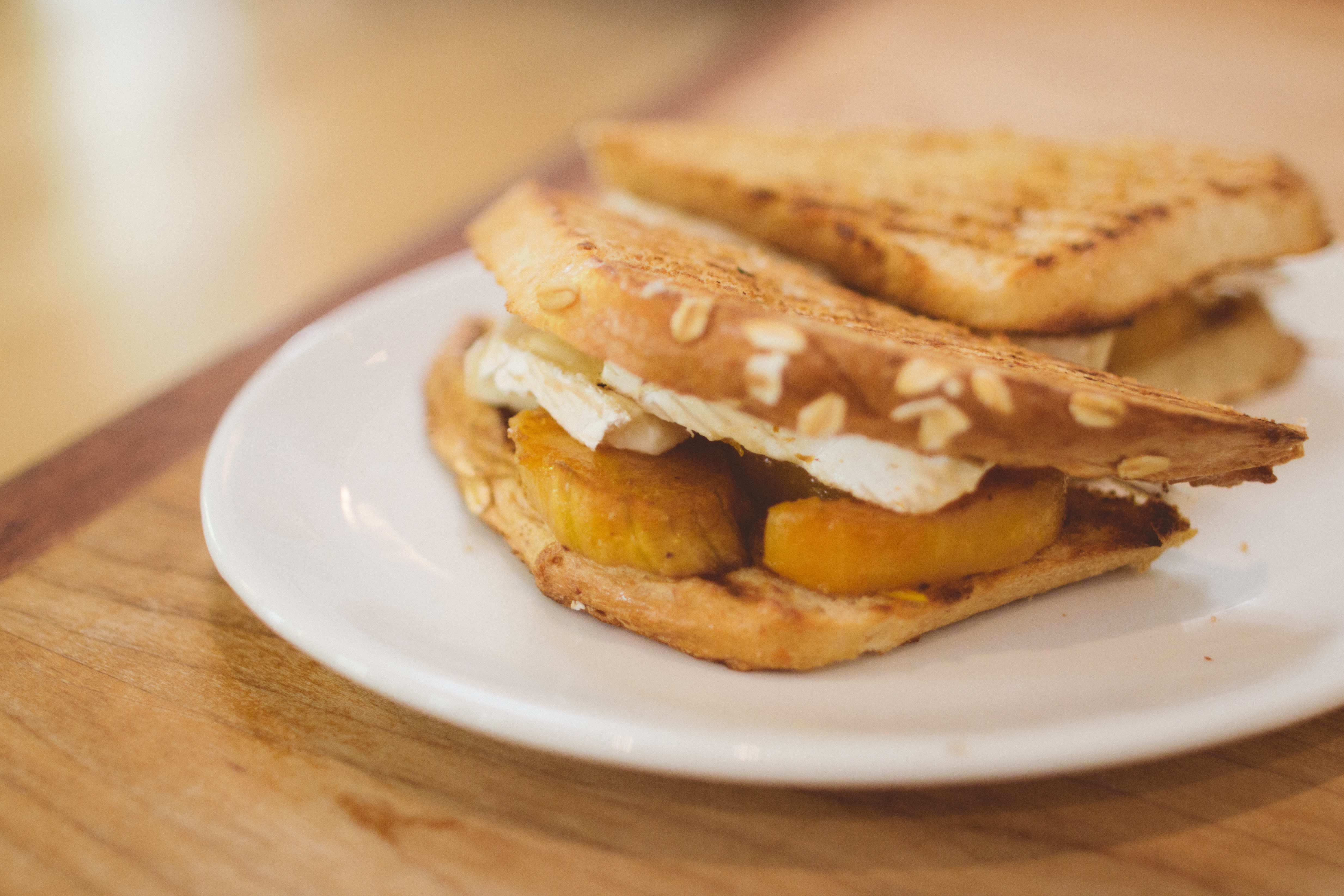 Cakes and Ale - Butternut Squash Sandwich
