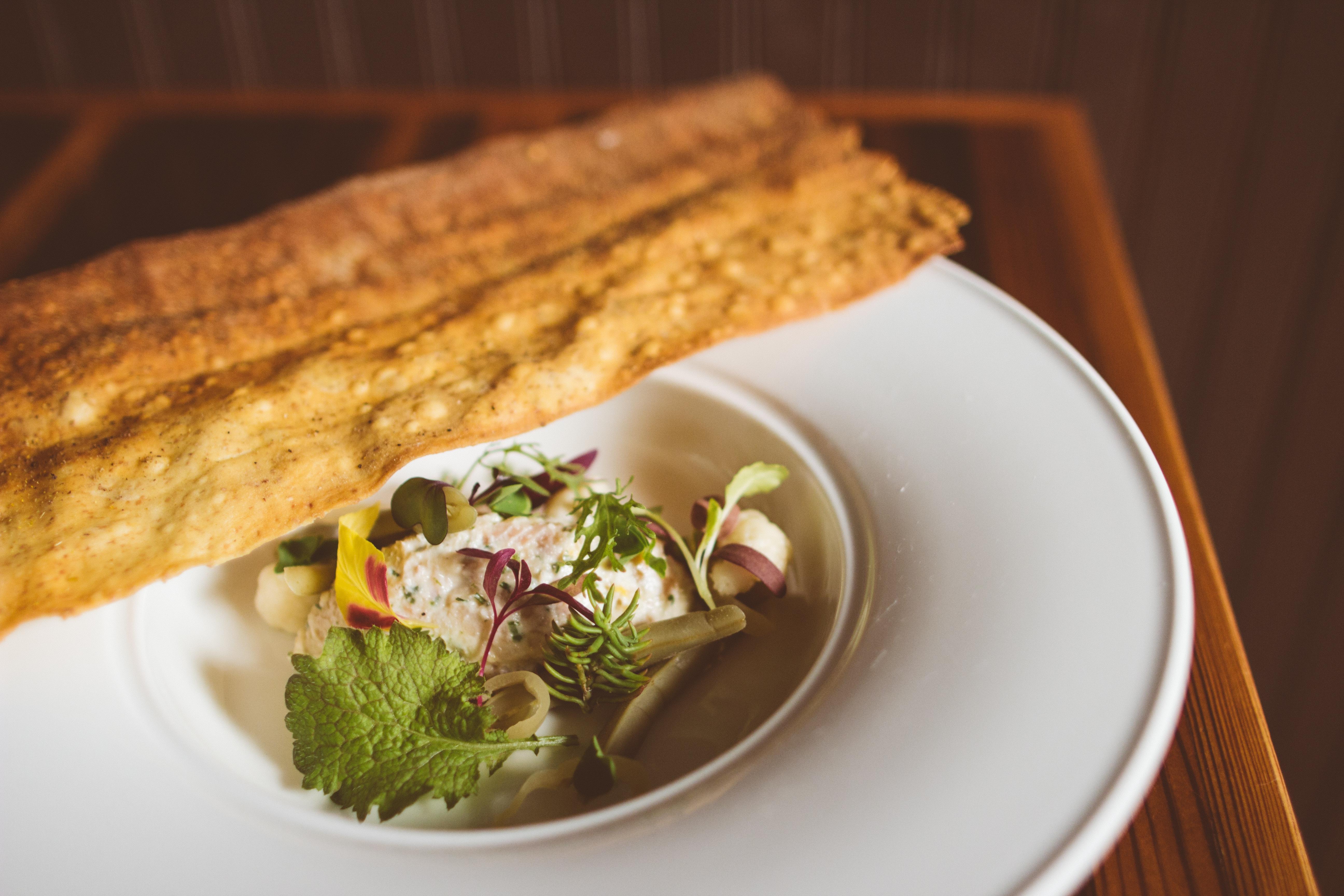 Kimball House - Smoked Trout Salad