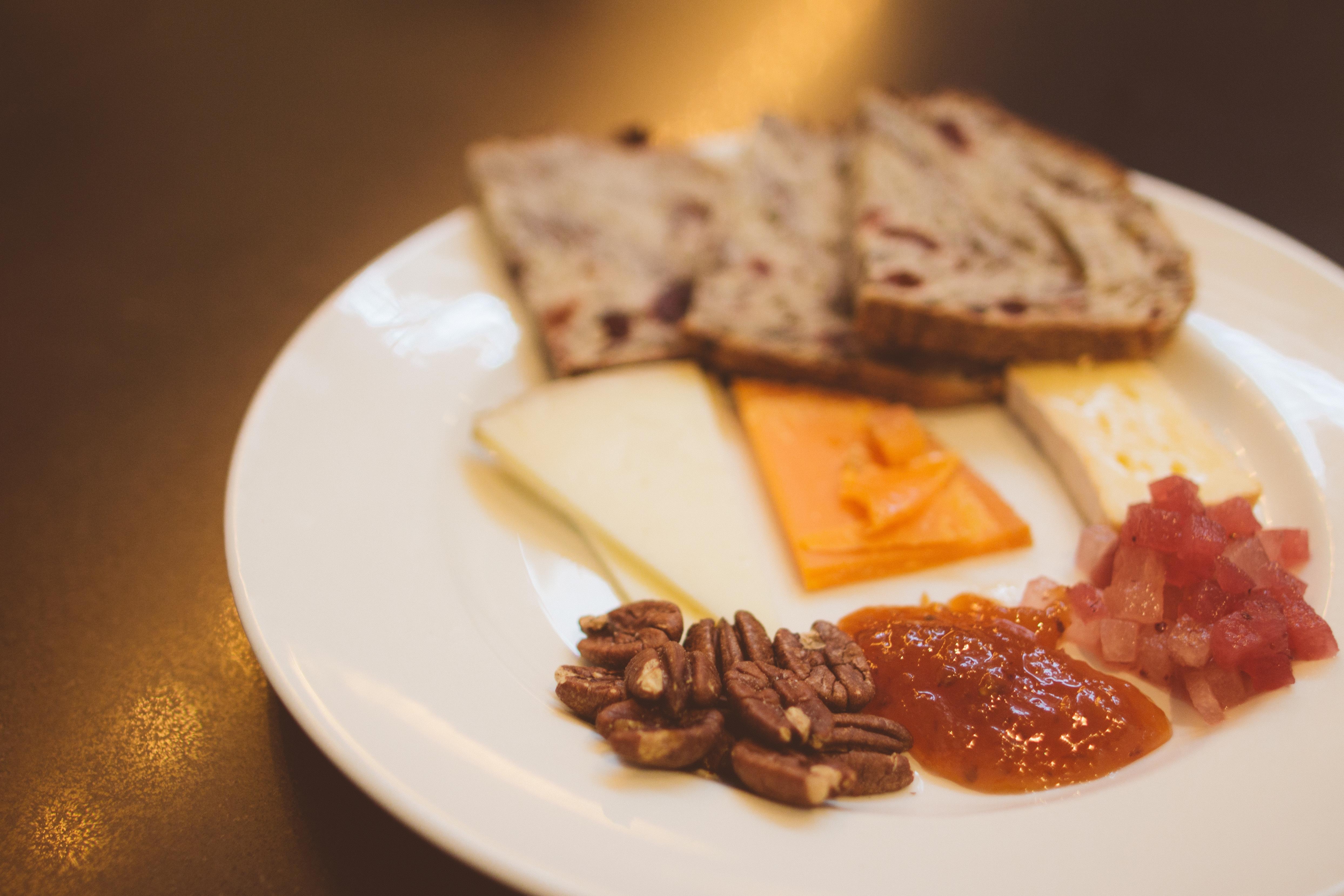 Luminary - Local Cheese Plate 1