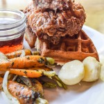 Twain's - Chicken and Waffles